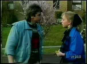 Shane Ramsay, Terry Inglis in Neighbours Episode 0162