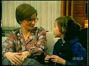 Mrs. Cooper, Lucy Robinson in Neighbours Episode 0162