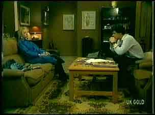 Terry Inglis, Paul Robinson in Neighbours Episode 0163