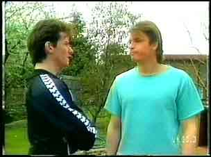Danny Ramsay, Shane Ramsay in Neighbours Episode 0164