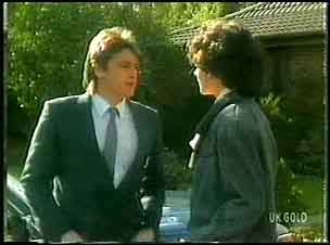 Shane Ramsay, Barbara Hill in Neighbours Episode 0164