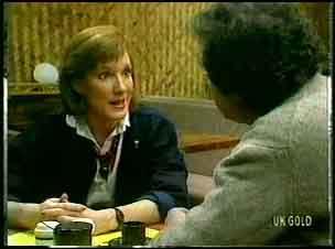 Miss Drew, Max Ramsay in Neighbours Episode 0164
