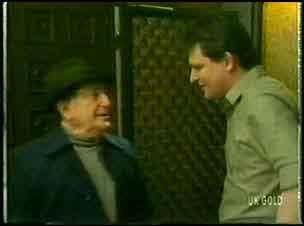 Harry Henderson, Des Clarke in Neighbours Episode 0164