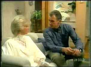 Helen Daniels, Jim Robinson in Neighbours Episode 0166