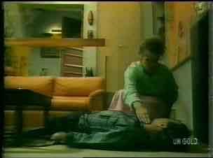 Daphne Clarke, Charles Durham in Neighbours Episode 0167