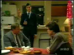 Inspector Jarvis, Detective, Paul Robinson in Neighbours Episode 0167