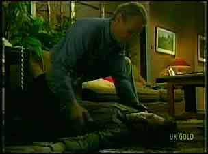 Jim Robinson, Paul Robinson in Neighbours Episode 0168