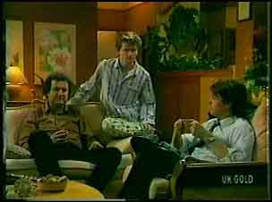 Max Ramsay, Danny Ramsay, Shane Ramsay in Neighbours Episode 0168