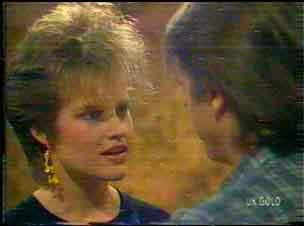 Daphne Clarke, Shane Ramsay in Neighbours Episode 0169