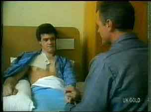 Paul Robinson, Jim Robinson in Neighbours Episode 0170