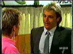 Daphne Lawrence, Shane Ramsay in Neighbours Episode 0172