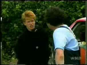Clive Gibbons, Max Ramsay in Neighbours Episode 0173