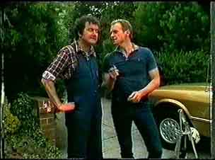 Max Ramsay, Jim Robinson in Neighbours Episode 0174
