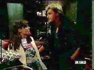 Zoe Davis, Shane Ramsay in Neighbours Episode 0175