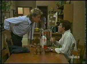 Shane Ramsay, Danny Ramsay in Neighbours Episode 0176