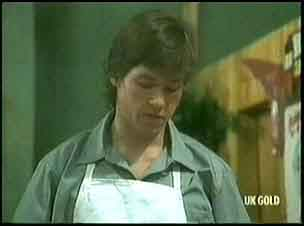 Mike Young in Neighbours Episode 0177