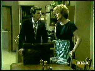 Danny Ramsay, Madge Bishop in Neighbours Episode 0178