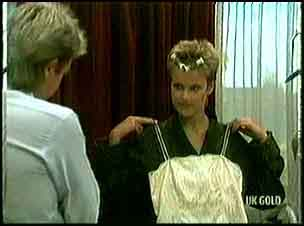Shane Ramsay, Daphne Lawrence in Neighbours Episode 0180
