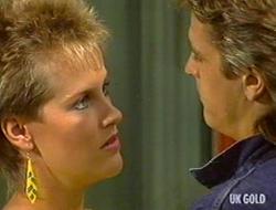 Daphne Clarke, Shane Ramsay in Neighbours Episode 0234