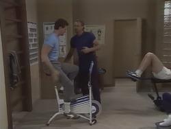 Des Clarke, Jim Robinson in Neighbours Episode 0445