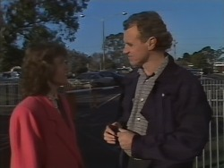 Beverly Marshall, Jim Robinson in Neighbours Episode 0563