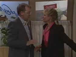 Harold Bishop, Amanda Harris in Neighbours Episode 0563