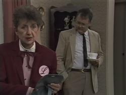 Nell Mangel, Harold Bishop in Neighbours Episode 0590