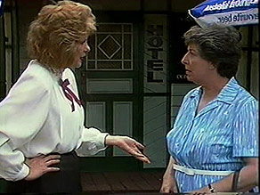 Madge Bishop, Edith Chubb in Neighbours Episode 0888