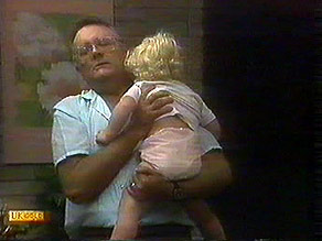 Harold Bishop, Sky Bishop in Neighbours Episode 0895