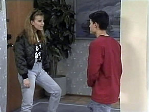 Emma Gordon, Josh Anderson in Neighbours Episode 1494