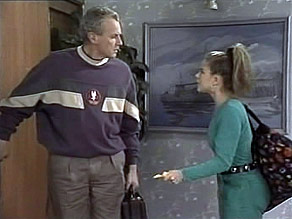 Jim Robinson, Lucy Robinson in Neighbours Episode 1494