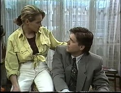 Jacqueline Summers, Cameron Hudson in Neighbours Episode 1726