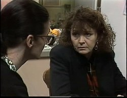 Dorothy Burke, Pam Willis in Neighbours Episode 1726