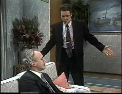 Jim Robinson, Paul Robinson in Neighbours Episode 1726
