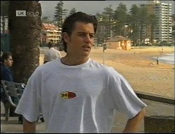 Rick Alessi in Neighbours Episode 1900