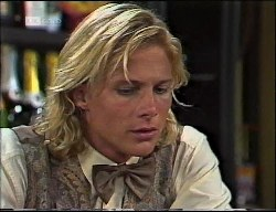 Brad Willis in Neighbours Episode 1900