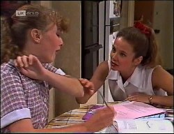 Debbie Martin, Julie Martin in Neighbours Episode 1900