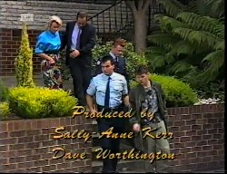 Helen Daniels, Philip Martin, Michael Martin in Neighbours Episode 1921