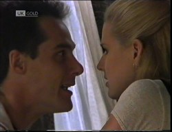 Russell Butler, Phoebe Bright in Neighbours Episode 1921