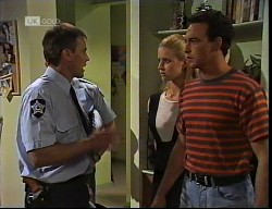 Phoebe Bright, Stephen Gottlieb in Neighbours Episode 1921
