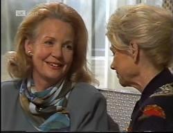 Evelyn Marks, Helen Daniels in Neighbours Episode 1967