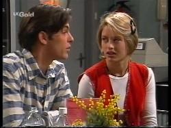 Malcolm Kennedy, Danni Stark in Neighbours Episode 2530