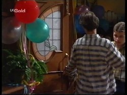 Malcolm Kennedy, Michael Martin in Neighbours Episode 2530