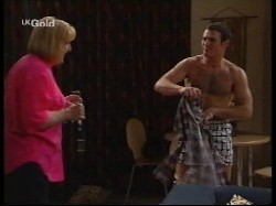Angie Rebecchi, Stonie Rebecchi in Neighbours Episode 2530