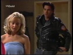 Annalise Hartman, Sam Kratz in Neighbours Episode 2530
