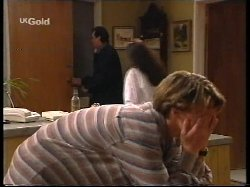 Billy Kennedy, Karl Kennedy, Susan Kennedy in Neighbours Episode 2531