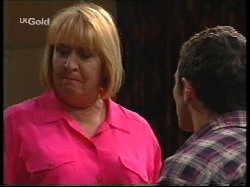 Angie Rebecchi, Stonie Rebecchi in Neighbours Episode 2531