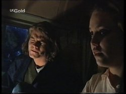 Sonny Hammond, Libby Kennedy in Neighbours Episode 2531