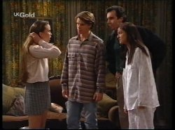 Libby Kennedy, Billy Kennedy, Karl Kennedy, Susan Kennedy in Neighbours Episode 2531
