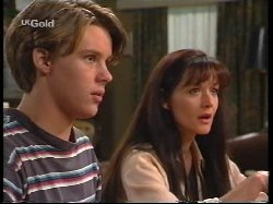 Billy Kennedy, Susan Kennedy in Neighbours Episode 2531
